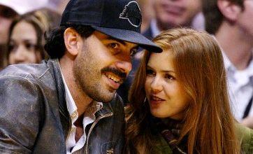 Isla Fisher ties the knot with Borat beau Sacha Baron Cohen