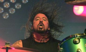 Dave Grohl rushed to hospital after coffee overdose