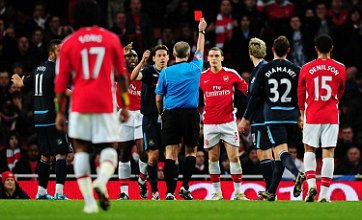 Arsenal to pick OAP defence after Thomas Vermaelen ban upheld
