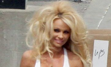 Sexy Pamela Anderson left Dancing With The Stars judge gasping