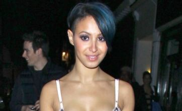 Sugababes' Amelle Berrabah: Dare to wear?