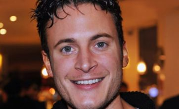 Gary Lucy is not up for a glitzy thong Dancing On Ice finale