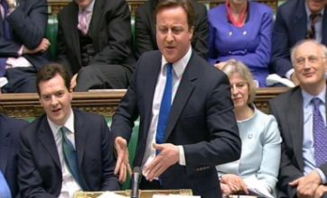 Budget 2010: David Cameron says 'ticking tax bomb will hit recovery'
