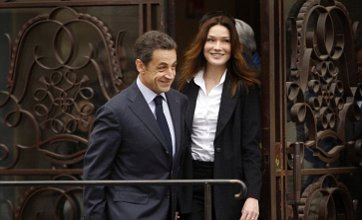 Carla Bruni pleads with Nicolas Sarkozy: Don't run for office again