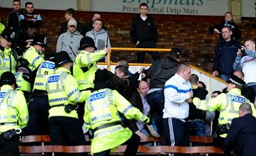 Burnley and Blackburn quizzed by FA over fan violence