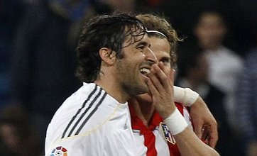 Raul linked with move from Real Madrid to Liverpool