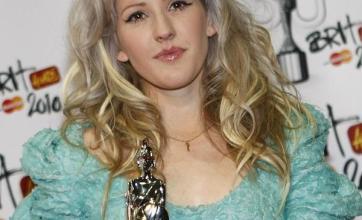 Ellie Goulding: I'm so hyped up