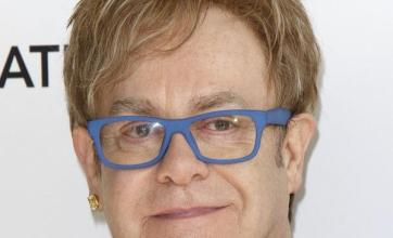 Elton John to headline Aids concert