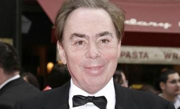 Lloyd Webber: I don't watch myself