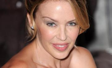 Britain's most powerful celebrity is Kylie Minogue