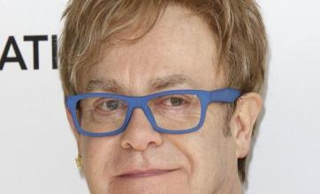 Elton John's folk rocking album