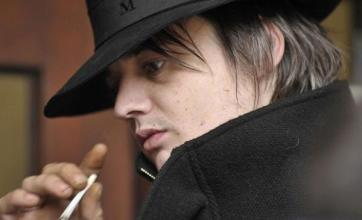 Pete Doherty banned from driving