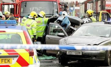 Police appeal over Fiennes' crash