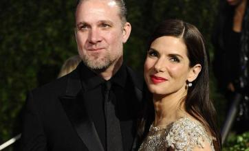 Sandra Bullock's husband apologises