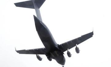 £10bn fleet 'can't fly in warzones'