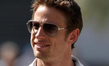 Jenson's tyre call on the Button again