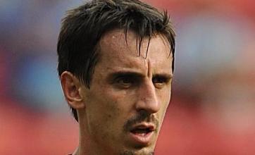 Neville relishing title run-in