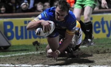 Brave Leeds battle back for draw