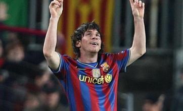Messi's character impresses Guardiola