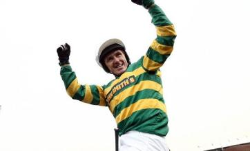 Magical McCoy on cloud nine