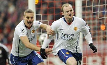 Manchester United can cope without Wayne Rooney, Nemanja Vidic says