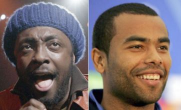 Cheryl Cole's men in Celebrity Face Off: Ashley Cole vs. Will.I.Am