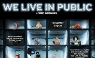 We Live In Public looks at the antics of dotcom millionaire Josh Harris