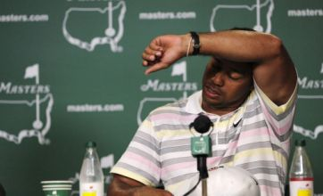 Tiger Woods bares his soul during press conference in Augusta