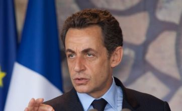 Nicolas Sarkozy accuses Britain of affairs 'plot'