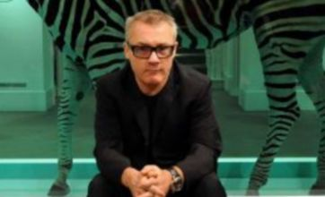 Confidence allows Damien Hirst to make a cogent point about art