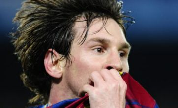 Lionel Messi demolishes Arsenal with four goals