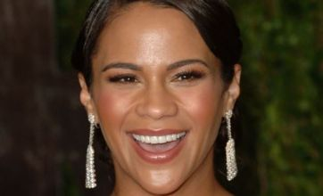 Precious star Paula Patton kept her boyfriend secret as he was white