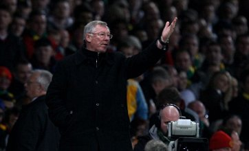 Sir Alex Ferguson slams 'typical Germans' after defeat