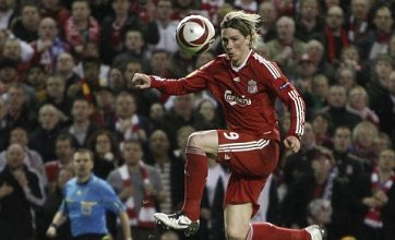 Fernando Torres 'may miss rest of Liverpool's season' with knee injury