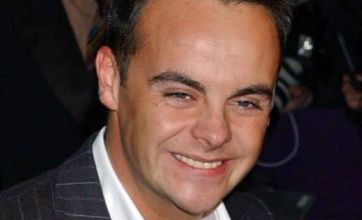 Britain's Got Talent dancing dog took a bite out of presenter Ant McPartlin