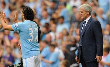 Carlos Tevez: Mark Hughes 'should have been given more time at Man City'