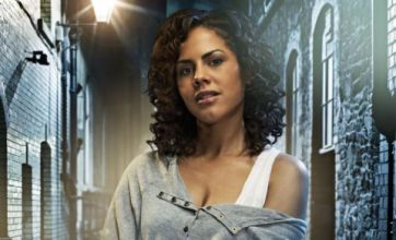 Lenora Crichlow from Being Human: Vampires are quite sexy
