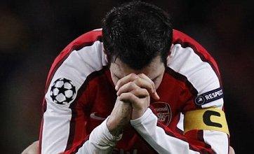 Cesc Fabregas 'not good enough for Barcelona' says Arsenal chief