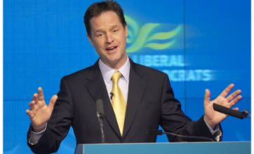 General Election 2010: Nick Clegg does not like X Factor shock!