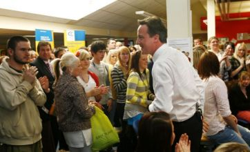 After David Cameron is egged: 5 more politicians attacked by the public