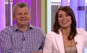 Cassetteboy vs The One Show's Adrian Chiles and Christine Bleakley