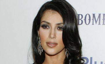 Kim Kardashian was 'a victim of domestic violence'