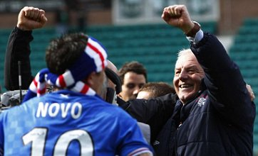 Walter Smith silent over Rangers resignation talk
