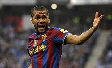 Daniel Alves sparks Chelsea and Man City interest amid Barca contract talks