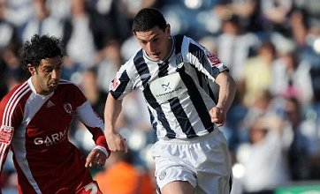 Graham Dorrans £4m West Ham bid turned down by West Brom