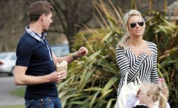 Alex Curran and Steven Gerrard hit back at marriage split rumours