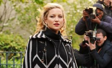 Kate Hudson at the Tribeca Film Festival: Dare to wear?