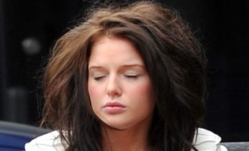 Coronation Street's Helen Flanagan partied too hard on a school night