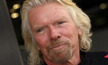 Branson criticises ash flights ban