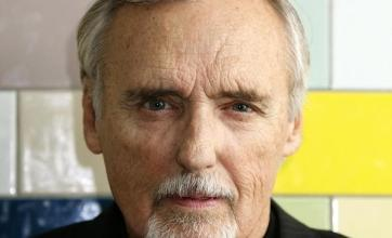 Hopper praised for film dedication